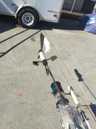 New VHF antenna